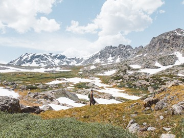 Adventure: CO | Hike | Glacier Hike with Jaw Dropping Views
