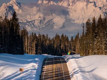 Adventure: WY   Photography   Iconic Tetons at Sunrise