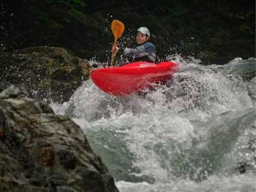Adventure: WA | Water | Whitewater Rafting/Kayaking in Bellingham