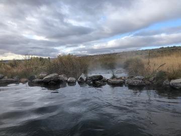 Adventure: NV | Sightseeing | Ancient Black Rock Desert & Hot Springs-2 Days