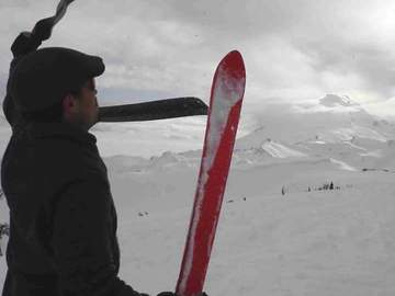 Adventure: WA | Ski | Learn to telemark!