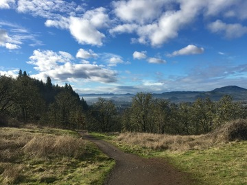 Adventure: OR | Hike | Picturesque Willamette Valley Hike with a Surprise