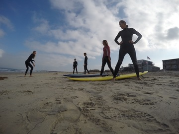 Adventure: CA | Water | Surfing in a Charming Border Town
