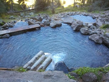 Adventure: NM | Hike | Hot Spring Bliss