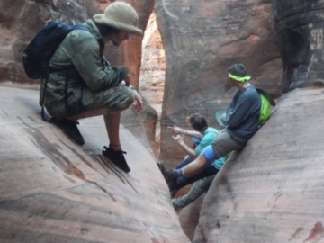 Adventure: UT | Hike | Gunlock Hidden Slot Canyon with Petroglyphs