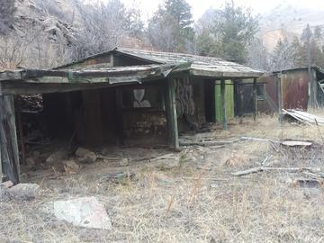 Adventure: CO | Hike | Hike to Abandoned Miners Camp