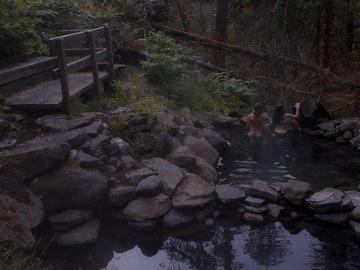Adventure: OR | Water | Cougar Hot Springs