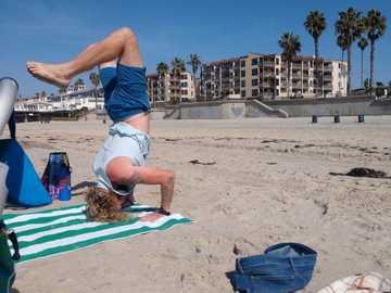 Adventure: CA | Wellness | Yoga in the Park
