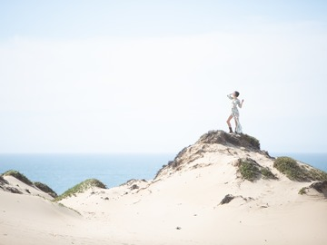 Adventure: CA | Sightseeing | Sand Dunes Marina State Beach