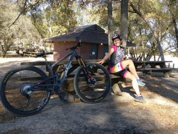 Adventure: CA | Bike | Folsom Lake - Granite Bay Trail