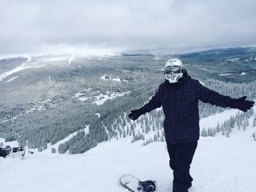 Adventure: OR | Snow | Learn to Snowboard