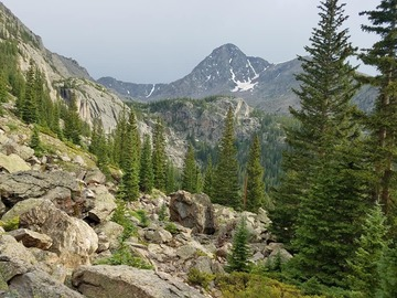Adventure: CO | Backpacking | Overnight Retreat and 14er Summit