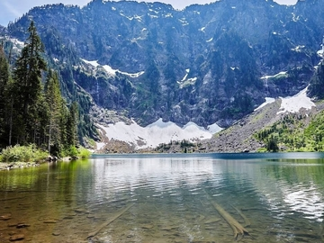 Adventure: WA | Hike | Hike to Hidden Lake 22