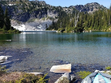 Adventure: WA | Hike | Hike to Lake Minotaur