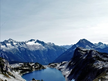 Adventure: WA | Hike | Hike to Hidden Lake