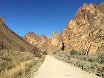 Adventure: ID | Hike | Winter Day Hiking - Leslie Gulch
