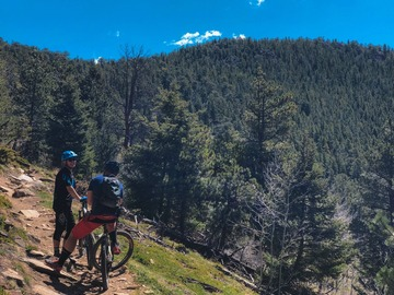 Adventure: Mountain Biking Right from Downtown Boulder
