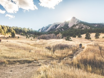 Adventure: Hike the Flatirons in Boulder