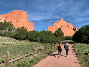 Adventure: Classic Garden of the Gods Hike