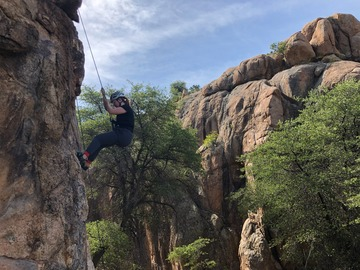 Adventure: Introduction to Rock Climbing
