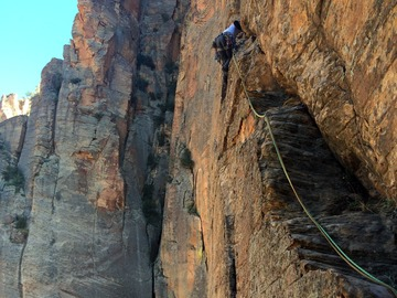 Adventure: Multi-Pitch Self Rescue Course - Privately Guided
