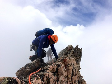 Adventure: Alpine Rock Skills Course