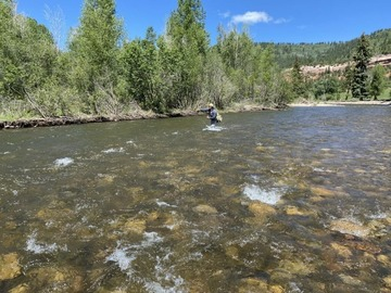 Adventure: Redburn Flying R Ranch- Dolores River- Dolores, CO