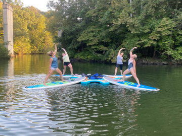 Adventure: SUP Yoga Package