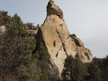 Adventure: Durango Rock Climbing - Half Day