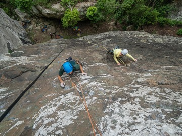 Adventure:  Guided Climbing  in Cayey - Private (Half day)