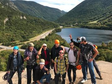 Adventure: Rock Climb Artist Bluff
