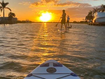 Adventure: Sunset Zen Tour - Relax the day away - Banana River Lagoon