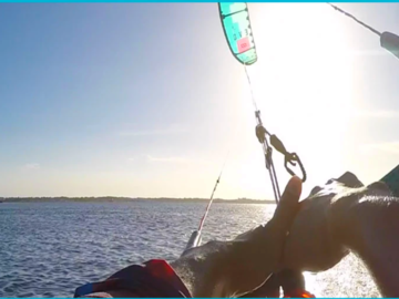 Adventure: Kite Boarding - First lesson with coach
